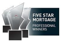 Five Star Mortgage Professional Award.jp