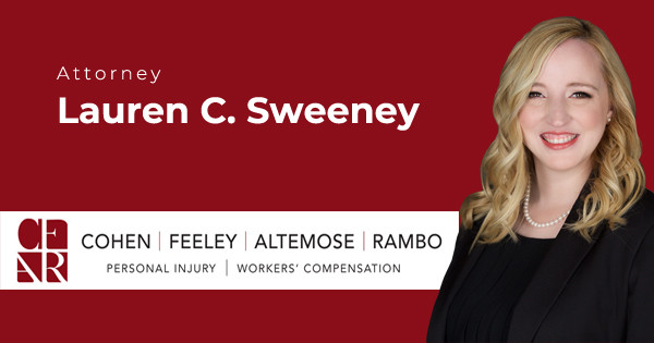 Welcome Lauren C. Sweeney, Associate