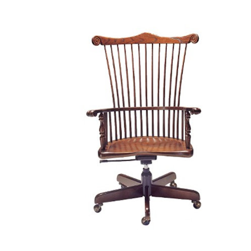 138S Gentleman's Arm exec/tilt/swivel Chair