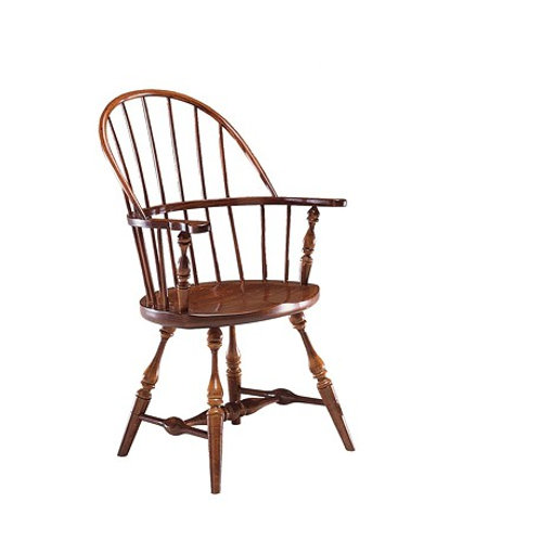 5 Loop Back Arm Chair