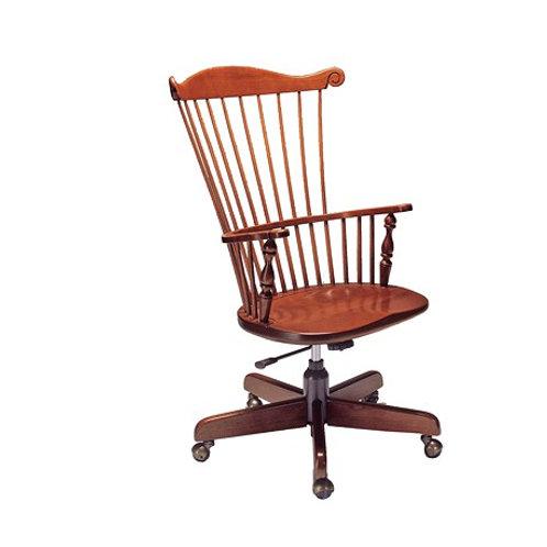 80HS High Back Governor Arm exec/tilt/swivel Chair
