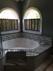 Corner et Bathtub