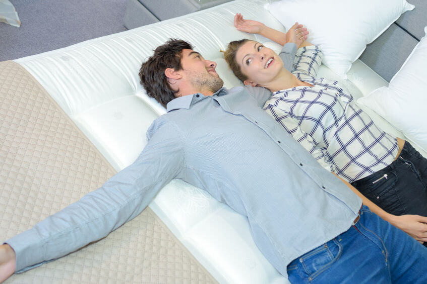 How to shop for the right mattress