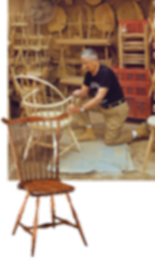 Assembly Techniques of Wooden Chairs at