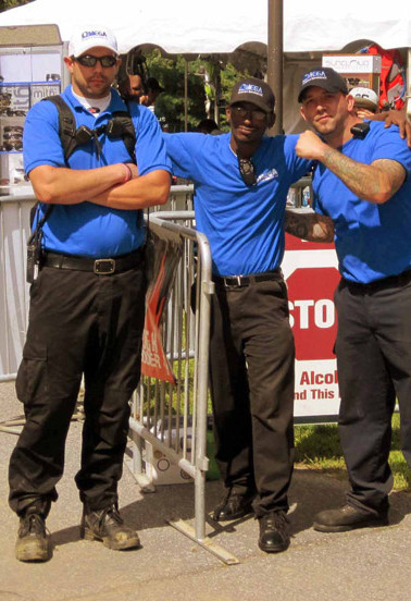 Tough Mudder Event and Retail Security