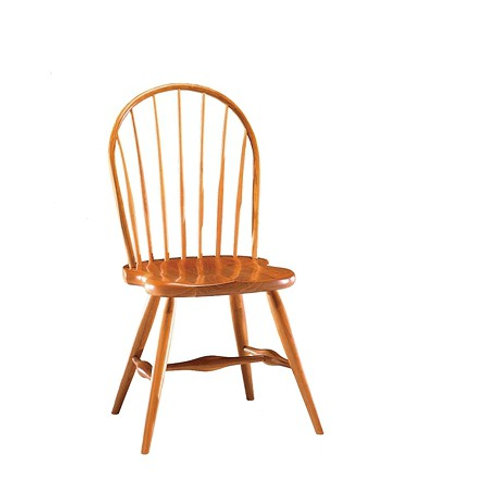 8 Contemporary Loop Back Side Chair