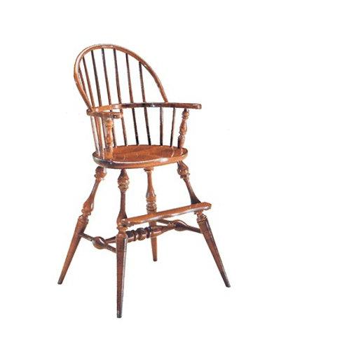 5 3\4H Loop Back High Chair