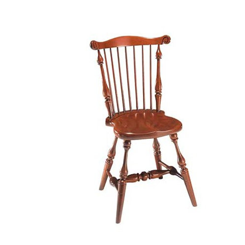 17 Comb Back Side Chair