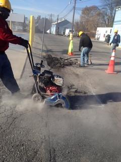 Using equipment