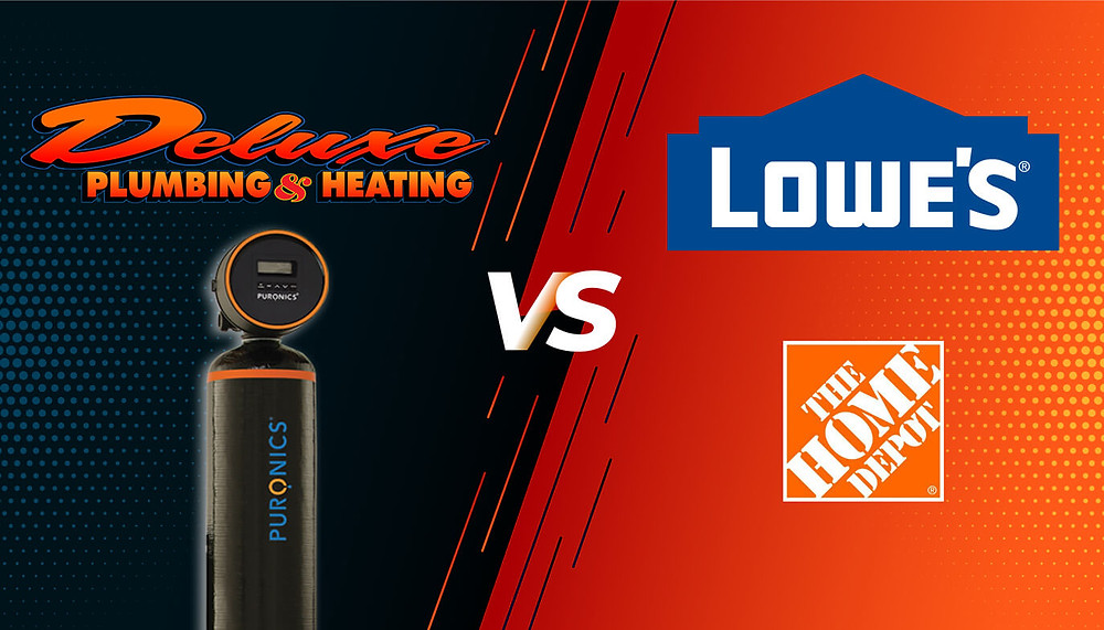 Should I purchase a water softener from Lowe's