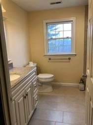 Second Floor Bathroom Remodel