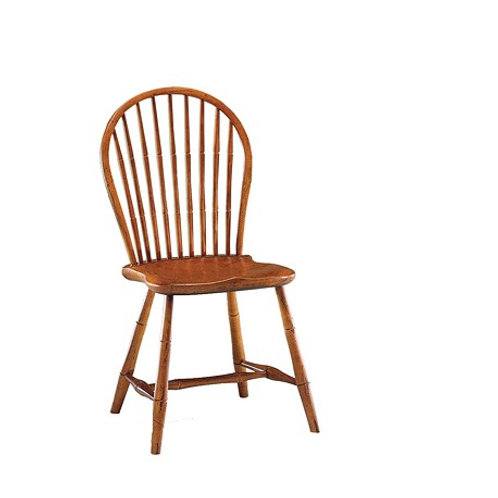 1790 Oval Back Side Chair