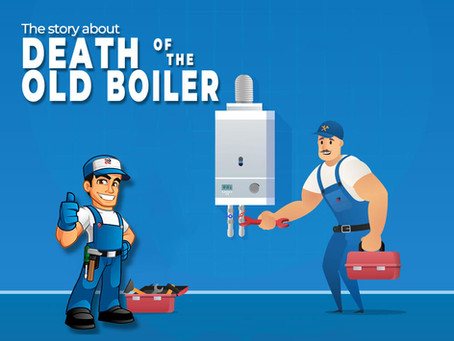 The Death OF BOILER And How To Avoid It