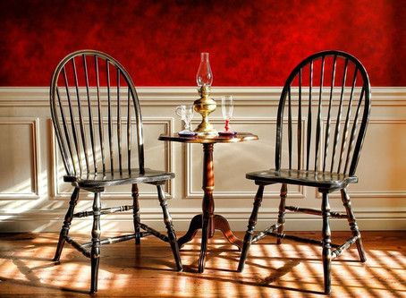 Why is Everyone Talking About Windsor Chairs?