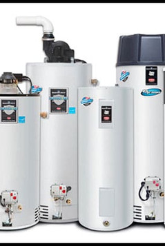 What size water heater do I need in Bethlehem home?