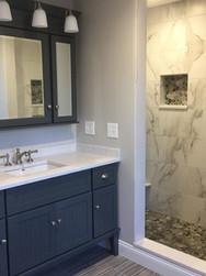 Bathroom Sink and Vanity Installation