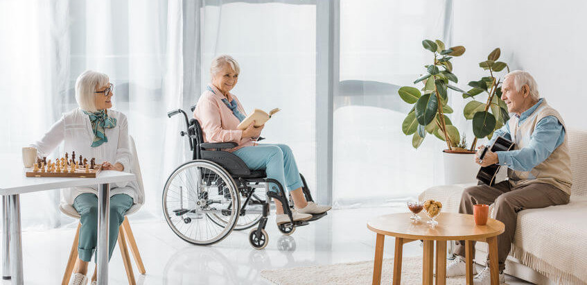 Nursing homes in the time of COVID-19