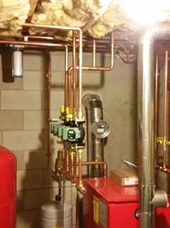 Home Heating System Setup