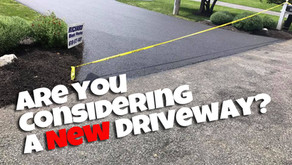 101 What to Expect When Considering a New Driveway