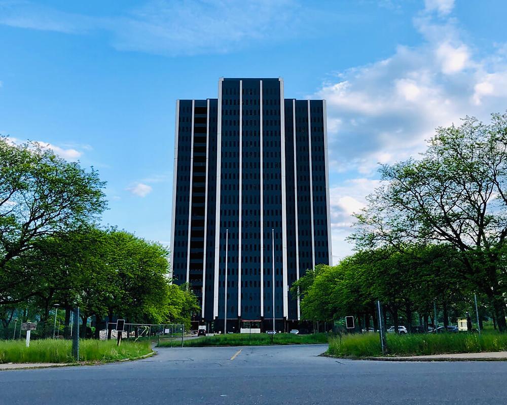 Martin Tower 1969 - 2019 Bethlehem History