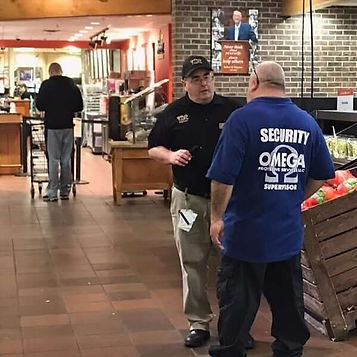 Wegmans Retail Security by Omega Protect