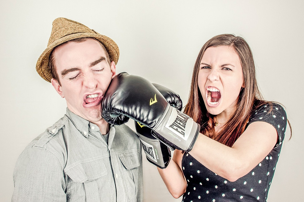Fight Fairly Adult Disagreements or Conflicts