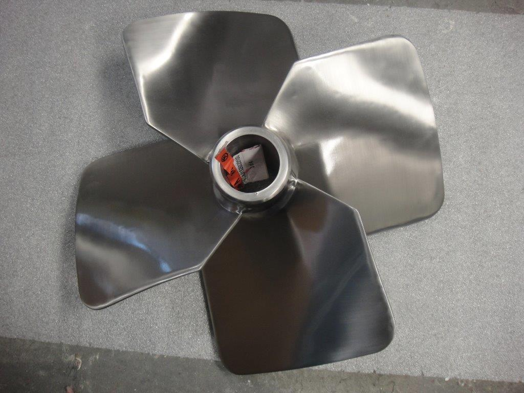 Polished Impeller Assy
