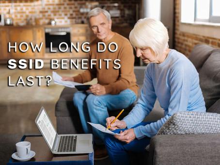 How Long Do Social Security Disability (SSDI) Benefits Last?