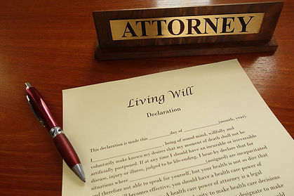 Wills and Living Wills Attorney in Scran