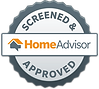 HomeAdvisor Certified Screned and Approved