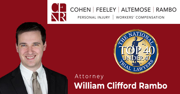 The National Trial Lawyers Award William Clifford Rambo Top 40 Under 40