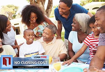No Closing Cost Refinancing