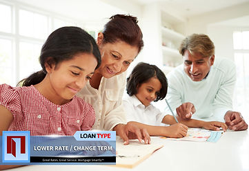Lower Rate | Change Term