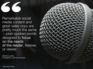 Best quote about creating remarkable content