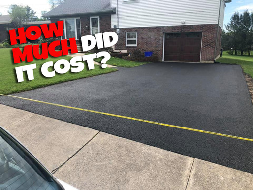How Much Does Paving a Driveway Cost?