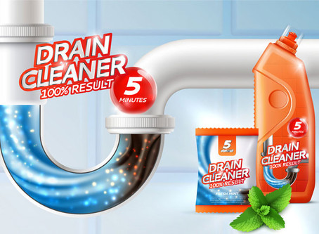 What is the best drain cleaning chemical?