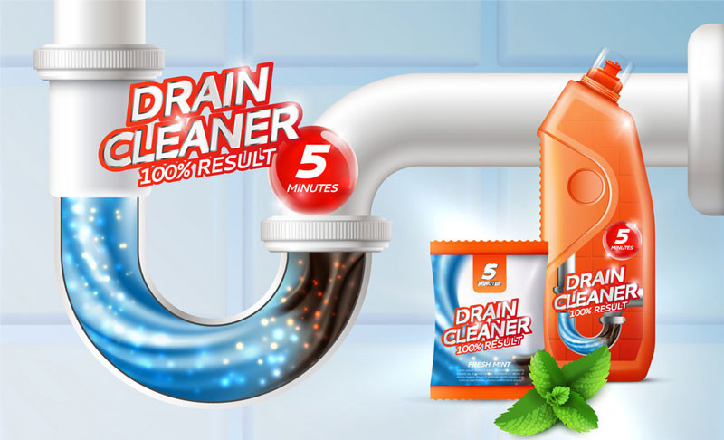 What is the best drain cleaning chemical