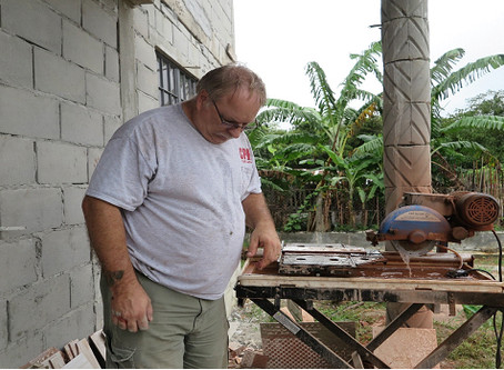 PA PHCC member Jonathan Moyer and wife Sue provide plumbing and other services in Parika, Guyana