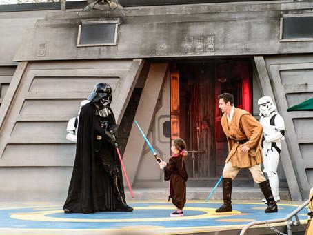 Darth Vader's Guide to Child Custody
