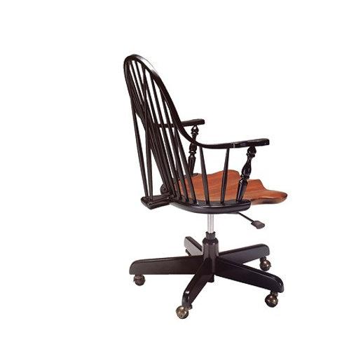 46S Brace Back Continuous Arm exec/tilt/swivel Chair