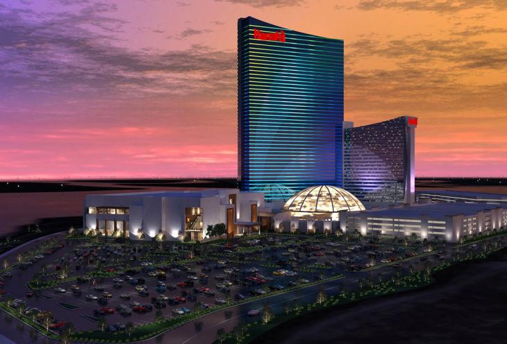 Harrahs Resort in Atlantic City New Jersey 08401