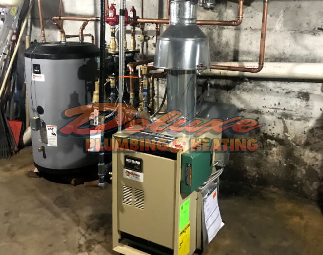 Natural Gas Boiler Systems