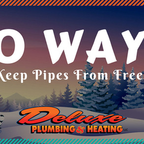 10 Ways To Keep Pipes From Freezing in Lehigh Valley
