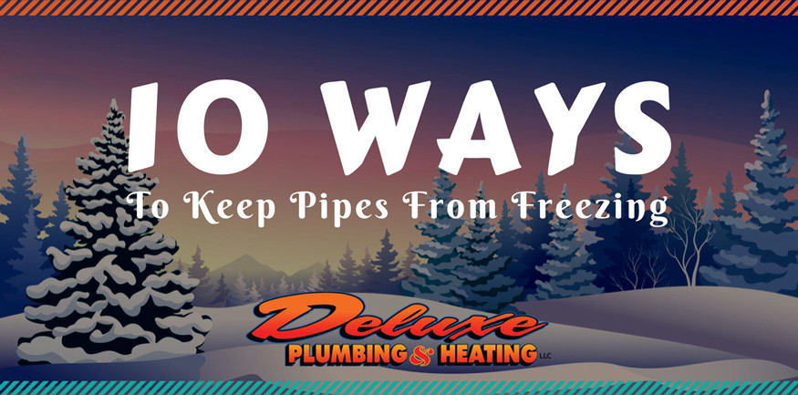 Ways to Keep Pipes From Freezing in Lehigh Valley