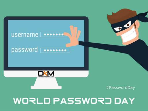 World Password Day