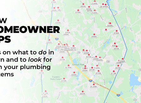 Tips For New Homeowners In Franklin, MA: Plumbing & What To Do In Town!