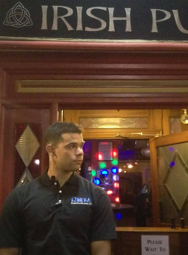 Irish Pub Bar Security Services