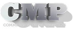 Commercial Metal Polishing Website Logo