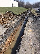 Asphalt Trench Repair