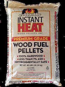 Available Instant Heat Hardwood Premium Wood Pellets ...